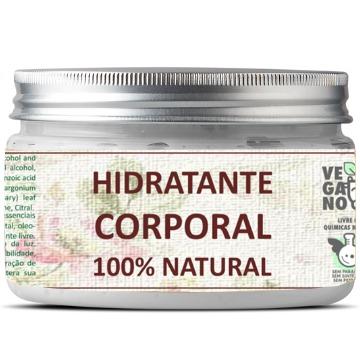 Hidratante corporal natural 160 gr