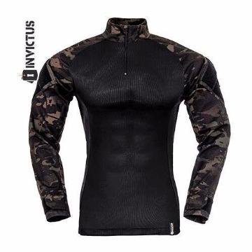 Camisa Invictus Raptor Multicam Black