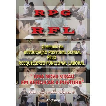 Metodo Da Reeducacao Postural Global pelo Reequilibrio Funcional Laboral - José Ronaldo Veronesi