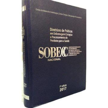 Diretrizes de Práticas em Enfermagem Cirúrgica e Processamento de Produtos para a Saúde – SOBECC978852045568