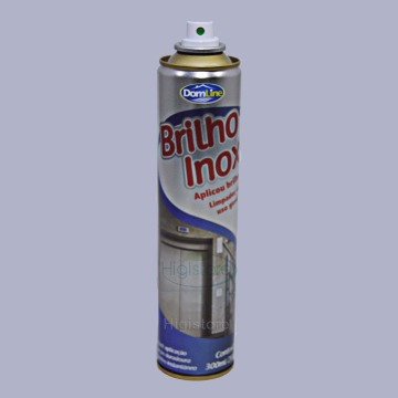 BRILHO INOX DOMLINE - 420 GRAMAS