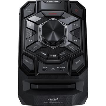 1c8b53674a5 Mini System Samsung Gigasound MX-J640 ZD CD Player Rádio AM FM Duplo USB  Bivolt - 200W