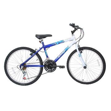 Bicicleta Masculina Flash Aro 24 - Cairu