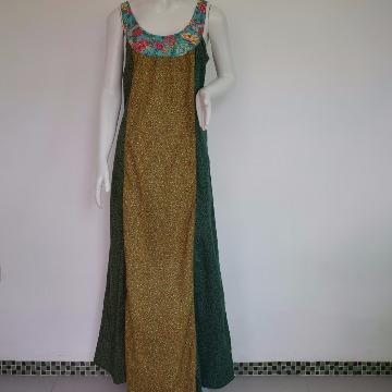 Vestido Raquel Verdes