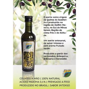 Azeite Extra Virgem 250ml - Quinta do Soalheiro