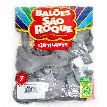 BALAO 7 S.ROQUE CINTIL PRATA PCT 50UND