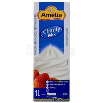 CREME CHANTY MIX AMELIA 1KG