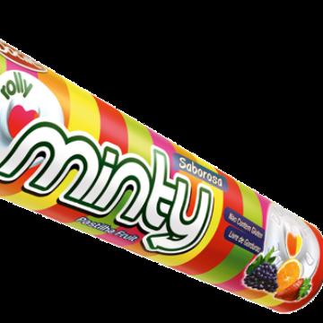 PASTILHA ROLLY MINTY FRUIT