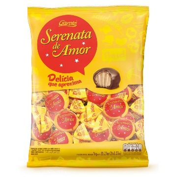 SERENATA DO AMOR 950G
