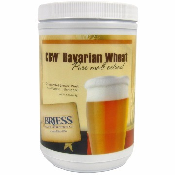 EXTRATO DE MALTE BAVARIAN WHEAT BRIESS POTE 1,5KG