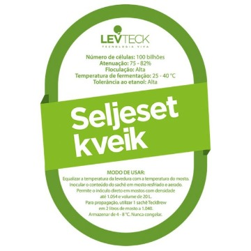 FERMENTO TECKBREW SELJESET KVEIK Sachê