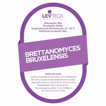 FERMENTO TECKBREW BRETTANOMYCES BRUXELLENSIS - SACHE