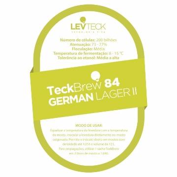 FERMENTO TECKBREW 84 GERMAN LAGER - SACHE