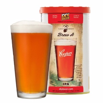 EXTRATO LUPULO BEER KIT COOPERS BREW A IPA