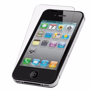 PELICULA P/ CELULAR IPHONE 4/4S (VIDRO) (HARDLINE) (HL-GPIP)