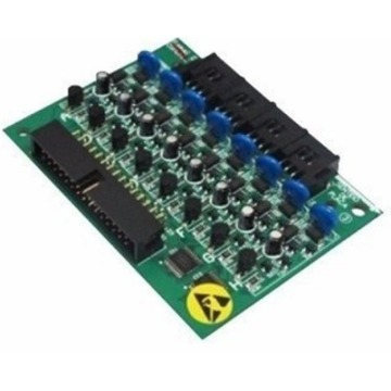 PLACA PORT. INTELBRAS 8 R DESB COMUNIC48
