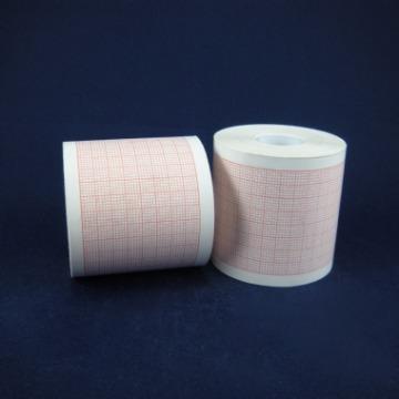 Bobina de Papel Termossensível Milimetrado para ECG 50mm x 30m - cx com 10 unid.
