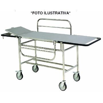 CARRO MACA DE TRANSPORTE PINTADA