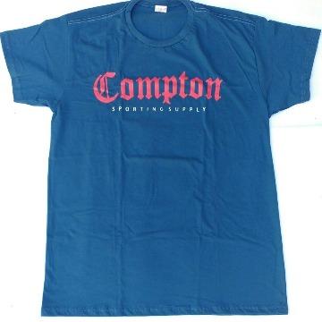 Camiseta Compton EXTRA GRANDE