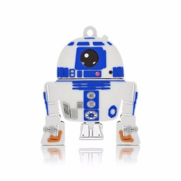 PEN DRIVE COLECIONÁVEL R2-D2 8 GB - MULTILASER