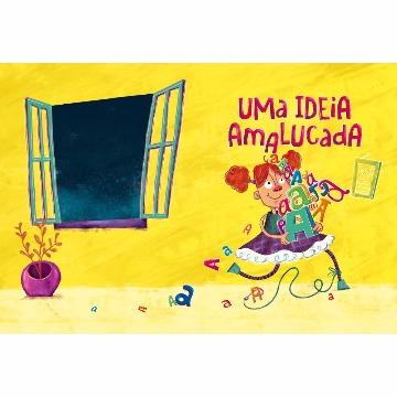 UMA IDEIA AMALUCADA - RENATA FERNANDES