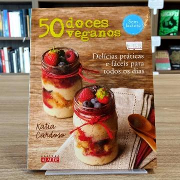 50 DOCES VEGANOS - KATIA CARDOSO
