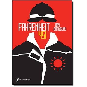 FAHRENHEIT 451 - RAY BRADBURY - BIBLIOTECA AZUL