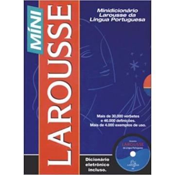 MINIDICIONÁRIO LAROUSSE DA LÍNGUA PORTUGUESA - VÁRIOS AUTORES - LAROUSSE