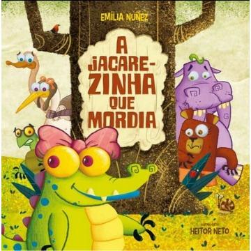 A JACAREZINHA QUE MORDIA - EMILÍA NUÑEZ - TIBI