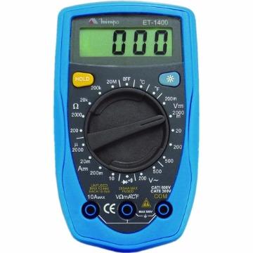 ET-1400 Multímetro Digital