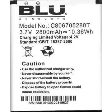 Bateria BLU Quattro 5.7 D-460 C806705280T