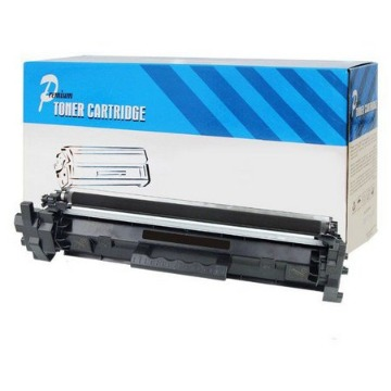 CART. DE TONER COMP. HP 1000 M102 M1130 CF217A C/CHIP 1,6K.