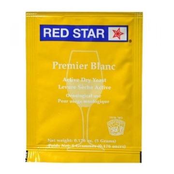 FERMENTO RED STAR PREMIER BLANC (CHAMPAGNE)