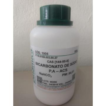 BICARBONATO DE SODIO P.A. - ACS 500g