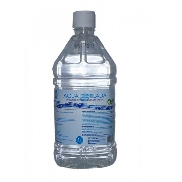 AGUA DESTILADA 1000 ML