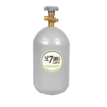 CILINDRO CO2 4KG - AÇO - SEM REGULADOR - VAZIO
