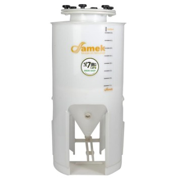 FERMENTADOR CONICO DAMEK 50L - RETRATIL