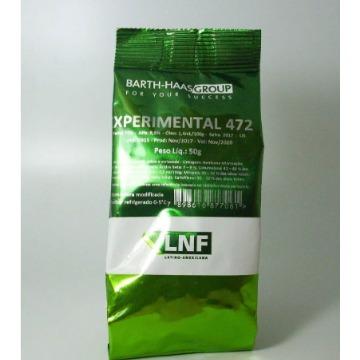 LUPULO EXPERIMENTAL 472 8,7% A.A. SAFRA 2018 BARTH-HAAS 50G