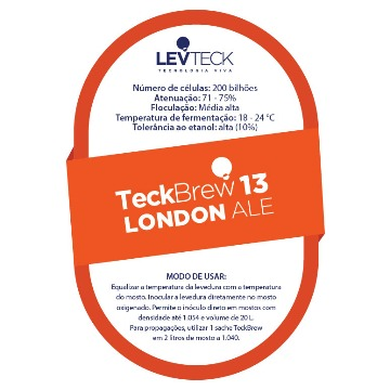 FERMENTO LIQUIDO TECKBREW 13 – LONDON ALE
