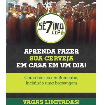 CURSO BÁSICO PRODUÇÃO DE CERVEJA 14/07/2019