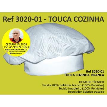 3020 Touca Cozinha