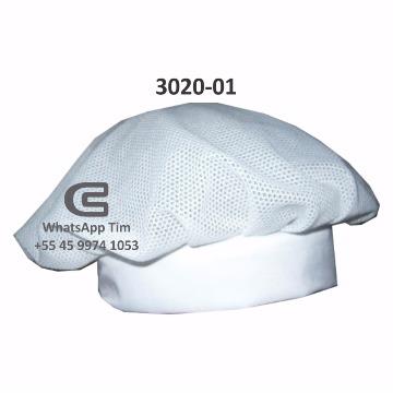 3020 Touca Cozinha branca
