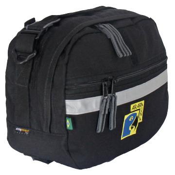 Bolsa de Guidão 7L - AraraUna - Preto