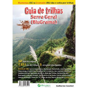 GUIA DE TRILHAS SERRA GERAL (BLUGRAMA)