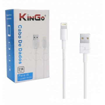 Cabo Apple Lightning para iPhone, iPad e iPod KinGo