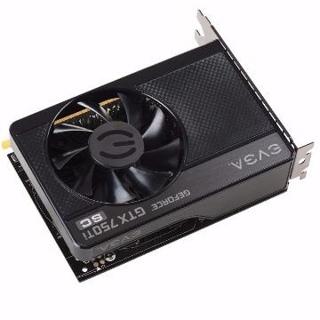 Placa de Vídeo EVGA GeForce GTX 750 TI SC 1Gb/128 Bits GDDR5 Pci-Ex 3.0 DVI+DP+HDMI 01G-P4-3752-KR