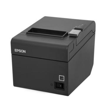 Impressora Epson TM-T20, Térmica, Não Fiscal, USB, com Guilhotina, Cinza Escuro
