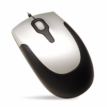 Mouse K-Mex MO-S233 Opt PS2 Pto e Pta