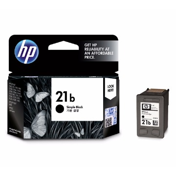 Cartucho HP 21B Everday 9351BBBK 7ml