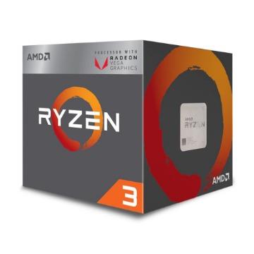 Processador AMD Ryzen R3-2200G 3.7Ghz AM4 6MB Cache